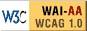 WCAQ AA Conformance