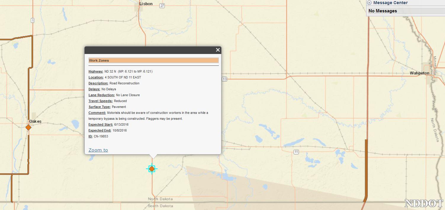 Home - North Dakota DOT Fargo North Dakota Dot Road Map Highway on north dakota county roads, esmeralda county nevada map, north dakota road restriction map, n dakota road map, south dakota dot road conditions map, nd sd map, weather north dakota road map, north dakota road map printable, north dakota nd maps,