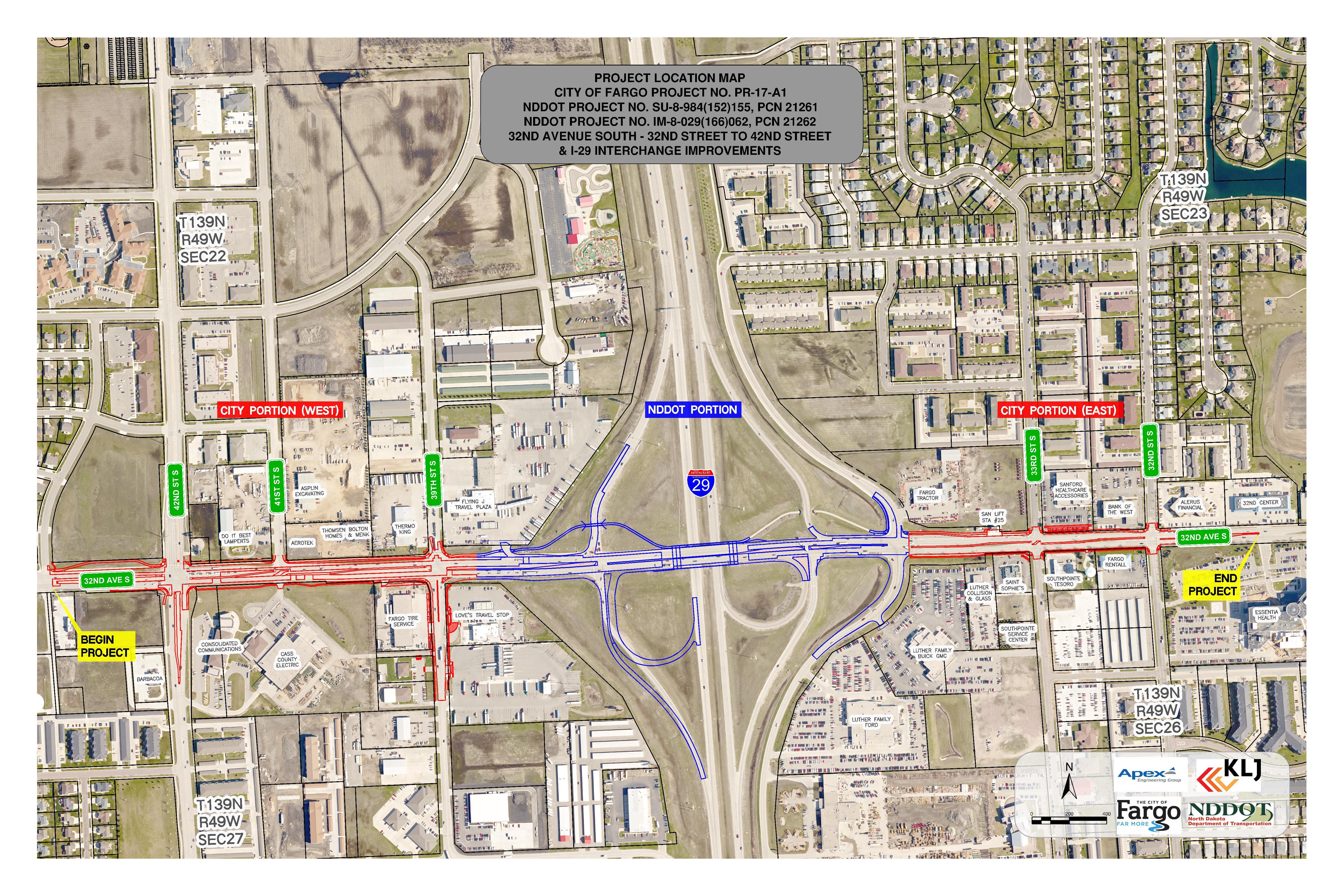 North dakota department of transportation dot home page for U motors fargo north dakota
